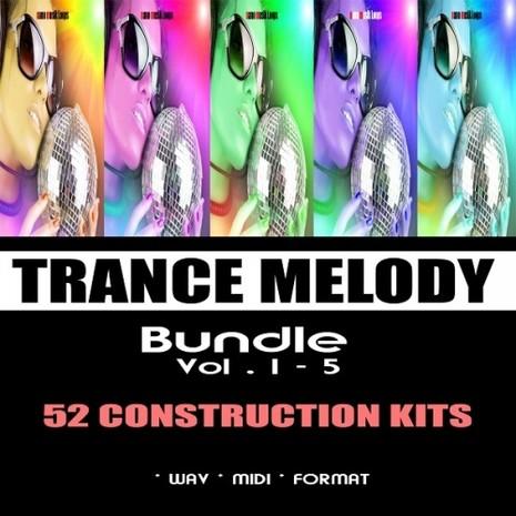 Trance Melody (Vols 1-5) Bundle