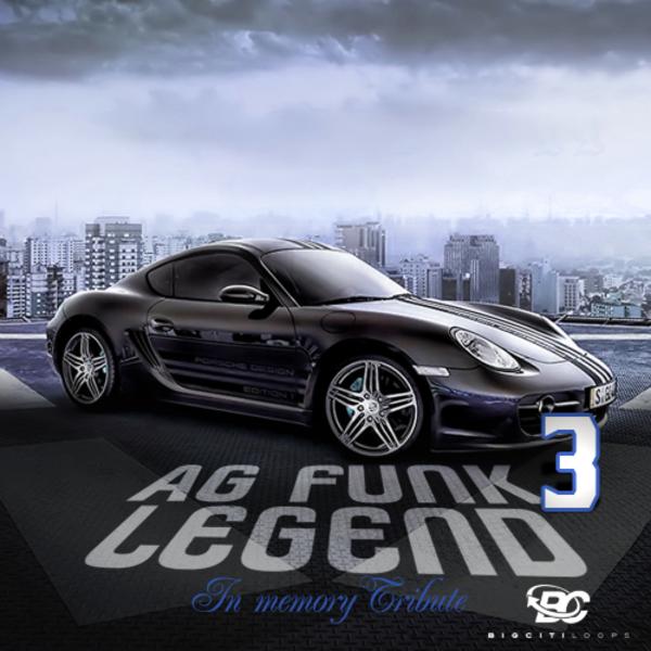A.G. Funk Legend 3