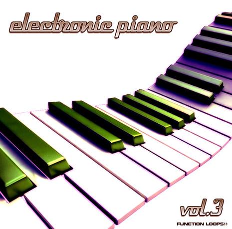 Electronic Piano Vol 3