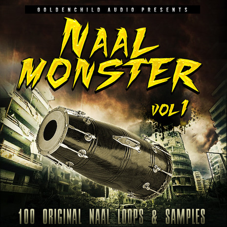 Naal Monster Vol 1: Naal Loops