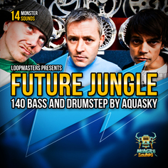 Aquasky: Future Jungle & Drumstep