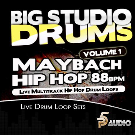 Big Studio Drums: Vol 1 Maybach Hip Hop