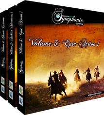 Symphonic Series Bundle (Vols 1-3)