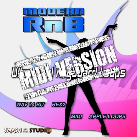 Modern RnB: MIDI Version
