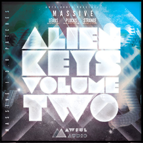 Alien Keys 2 For NI Massive