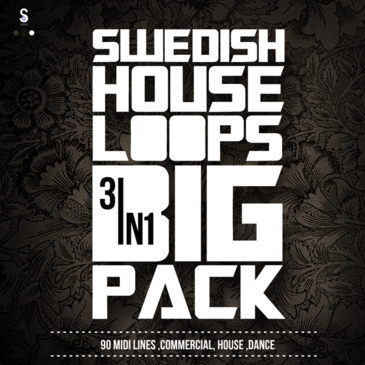 Swedish House Loops Big Pack