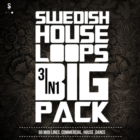 Swedish House Loops Big Pack