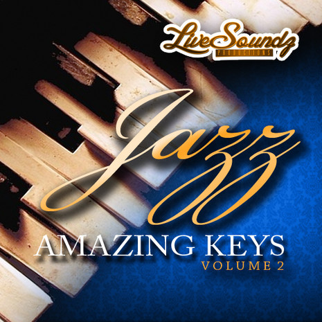 Jazz Amazing Keys Vol 2