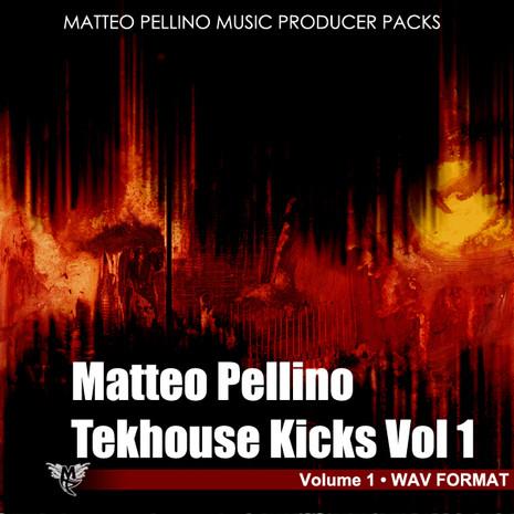 Matteo Pellino: Tekhouse Kicks Vol 1