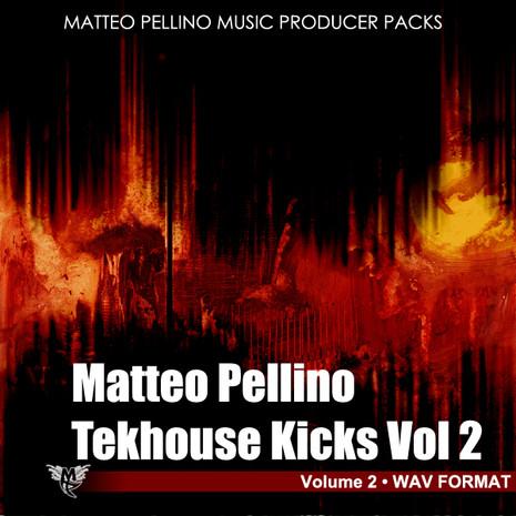 Matteo Pellino: Tekhouse Kicks Vol 2