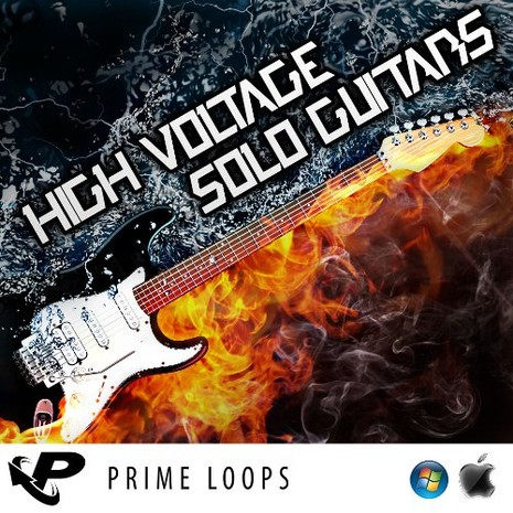 High Voltage Solo Guitars