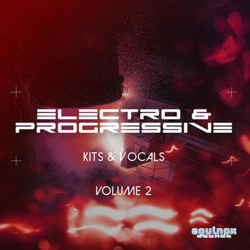 Electro & Progressive Kits & Vocals Vol 2