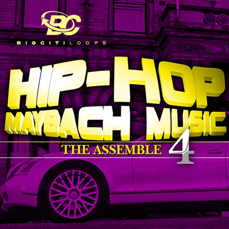 Hip Hop Maybach Music: The Assemble 4