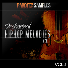 Orchestral Hip Hop Melodies Vol 1