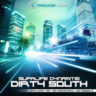 Supalife Dynamite: Dirty South Vol 2
