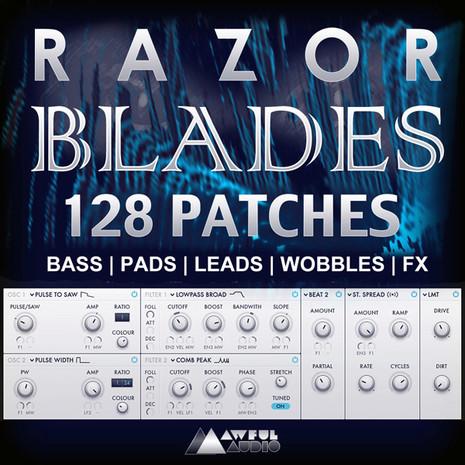 Razor Blades For N.I. Razor