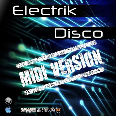 Electrik Disco: MIDI Version