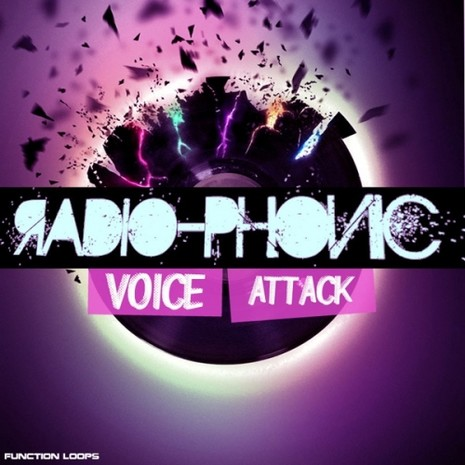 Radiophonic Voice Attack