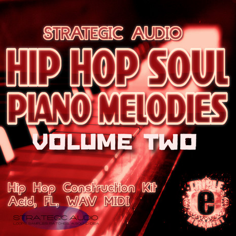 Hip Hop Soul Piano Melodies Vol 2