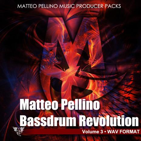 Matteo Pellino: Bassdrum Revolution Vol 3