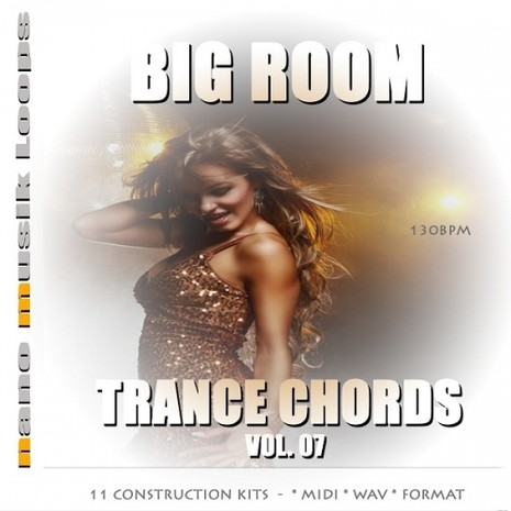Big Room Trance Chords Vol 7