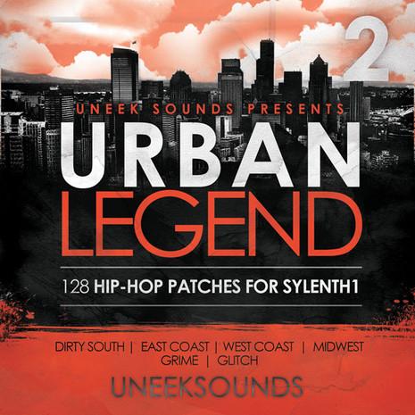 Urban Legend For Sylenth1 Vol 2