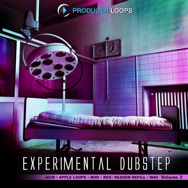 Experimental Dubstep Vol 3