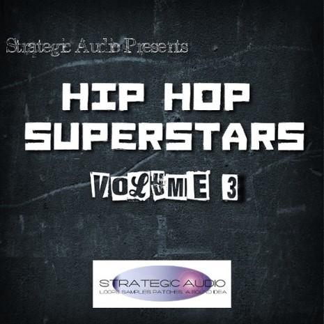 Hip Hop Superstars Bundle Vol 3