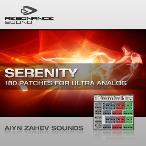 Aiyn Zahev: Serenity - Ultra Analog