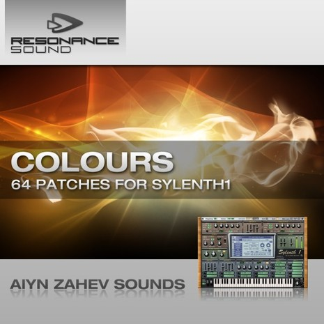 Aiyn Zahev: Colours - Sylenth1