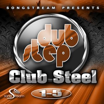 Dubstep Club Steel Bundle (Vols 1-5)