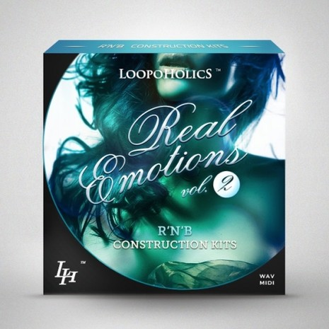 Real Emotions Vol 2: RnB Construction Kits