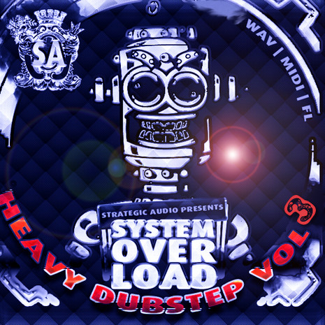 System Overload: Heavy Dubstep Vol 3