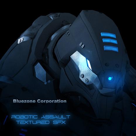 Robotic Assault: Textured SFX