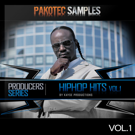 Kayse Productions: Hip Hop Hits Vol 1