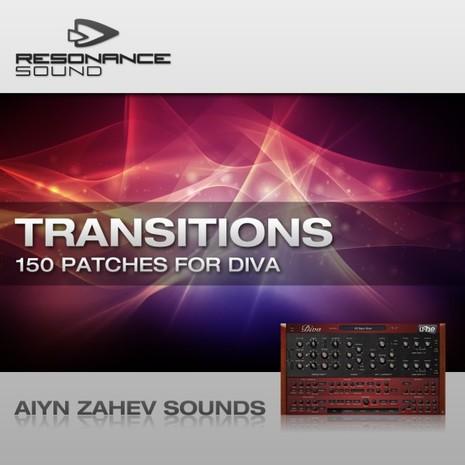 Aiyn Zahev: Transitions - DIVA