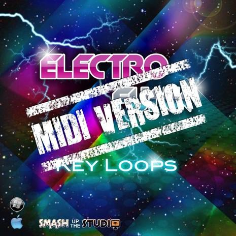 Electro Funk: MIDI Version