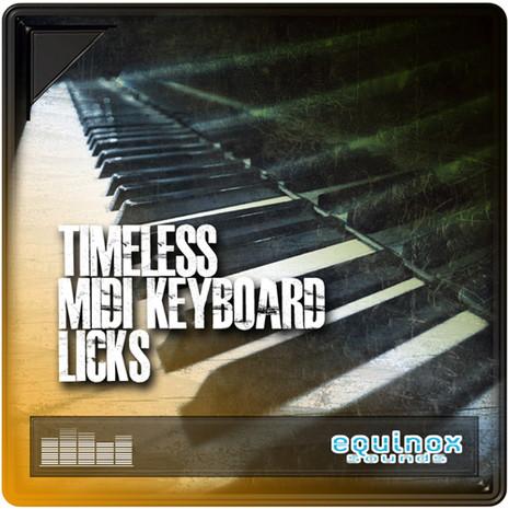 Timeless MIDI Keyboard Licks