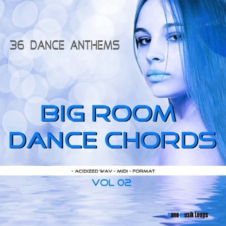 Big Room Dance Chords Vol 2