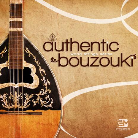 World String Series: Authentic Bouzouki