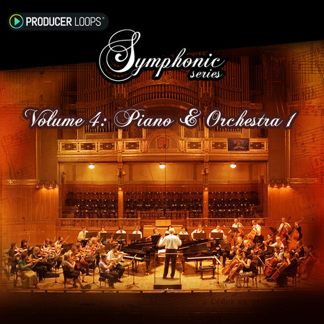 Symphonic Series Vol 4: Piano & Orchestra 1