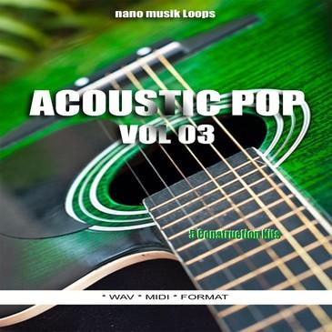 Acoustic Pop Vol 3