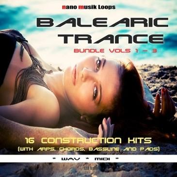 Balearic Trance Bundle (Vols 1-3)