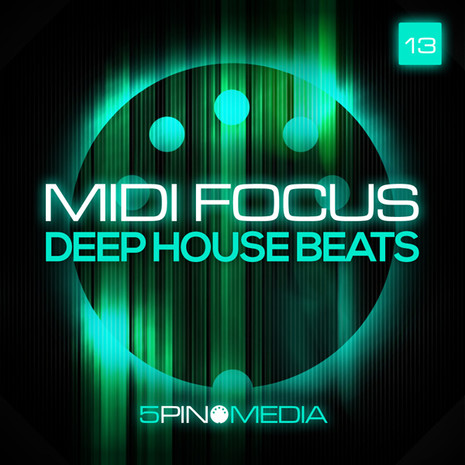 MIDI Focus: Deep House Beats