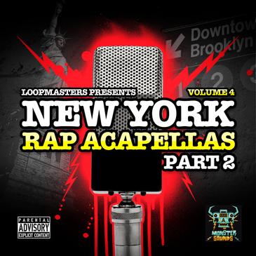 New York Rap Acapellas Vol 2