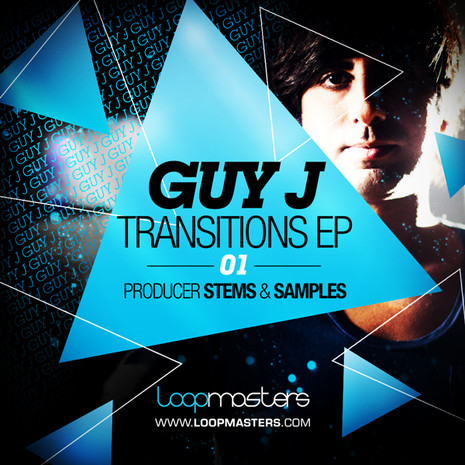Guy J: Transitions EP