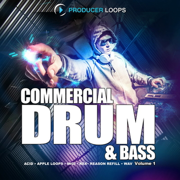 Commercial Drum & Bass Vol 1
