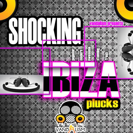 Shocking Ibiza Plucks