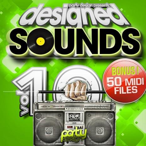 Designed Sounds For Sylenth1 Vol 10