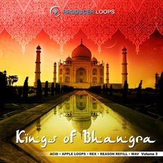 Kings of Bhangra Vol 3
